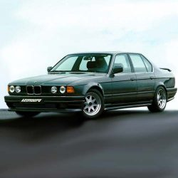 BMW E32 Repair Manual