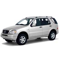 Mercedes ML320 Repair Manual