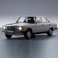 Mercedes W123 Repair Manual