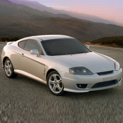 Hyundai Tiburon Repair Manual