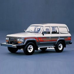 Toyota Landcruiser Factory Service Manual