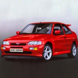 Ford Escort Cosworth Repair Manual