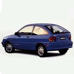 Ford Festiva Repair Manual