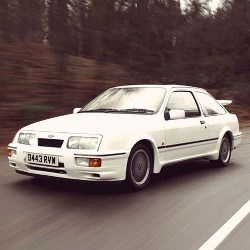 Ford Sierra Cosworth Repair Manual