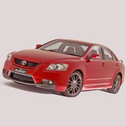 Toyota Aurion Repair Manual