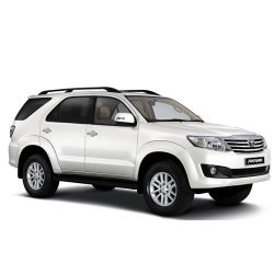 Toyota Fortuner Workshop Manual
