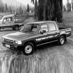 Toyota Hilux Workshop Manual