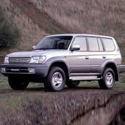 Toyota Landcruiser Prado Repair Manual