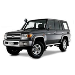 Toyota Landcruiser Service Manual
