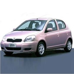 Toyota Platz Vitz Repair Manual