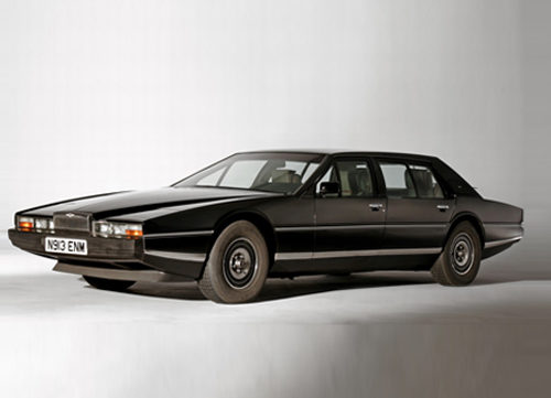 Aston Martin Lagonda Repair Manual 1976-1990