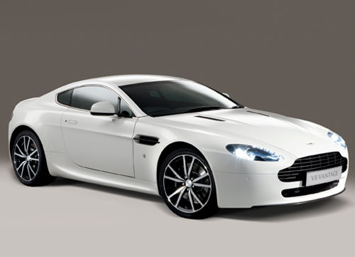 Aston Martin V8 Vantage Repair Manual 2005-2016