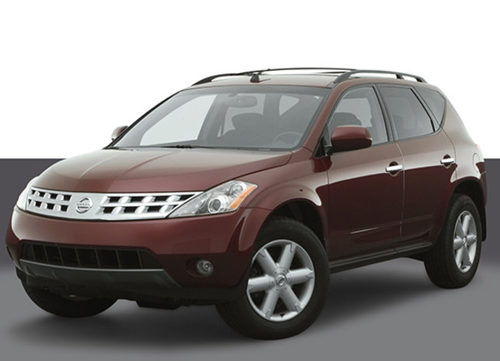 Nissan Murano Repair Manual 2002 - 2006