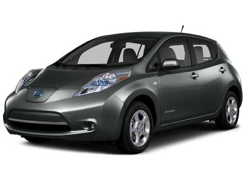 nissan leaf repair manual