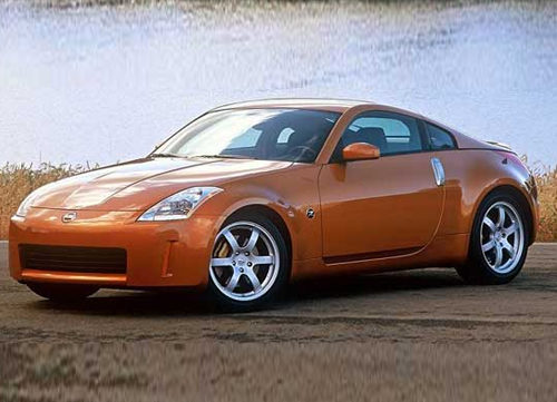 Nissan 350Z Workshop Manual 2003-2009