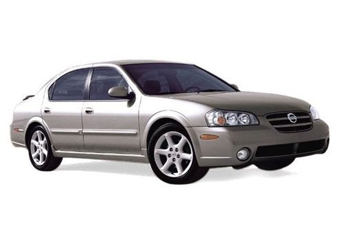 Nissan Maxima Repair Manual 1999-2003