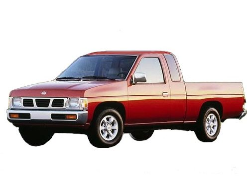 Nissan Navara Repair Manual 1986-1997