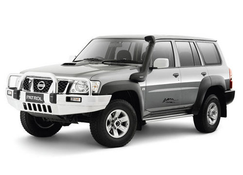 Nissan Patrol Repair Manual 1997-2010