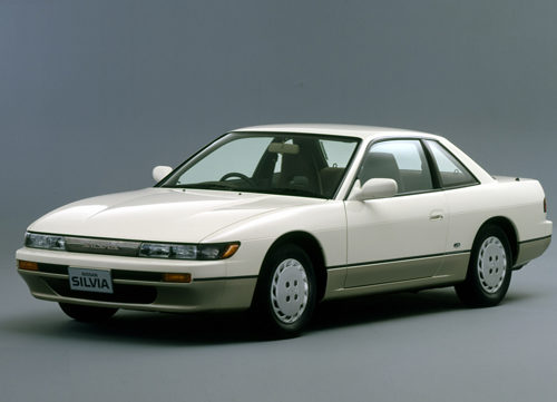 Nissan Silvia Workshop Manual 1988-1994