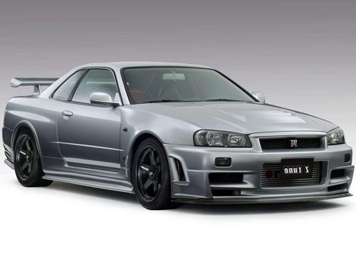 Nissan Skyline Repair Manual 1999-2002