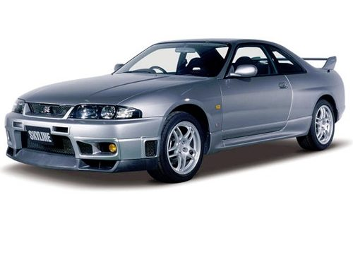 Nissan Skyline Service Manual 1993-1998