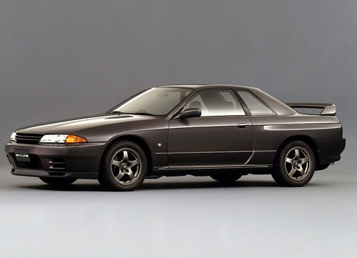 Nissan Skyline Workshop Manual 1989-1991