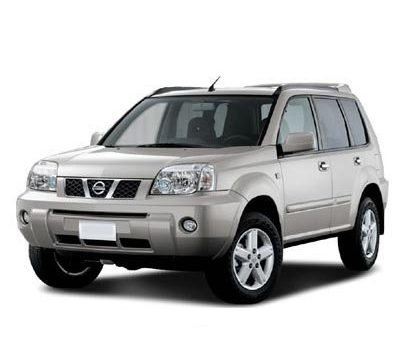 Nissan  XTrail Repair Manual 2000-2007