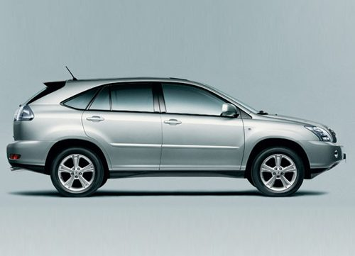 lexus rx400h repair manual