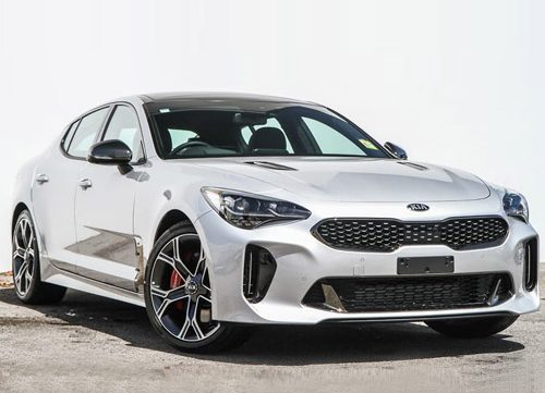 kia stinger service manual